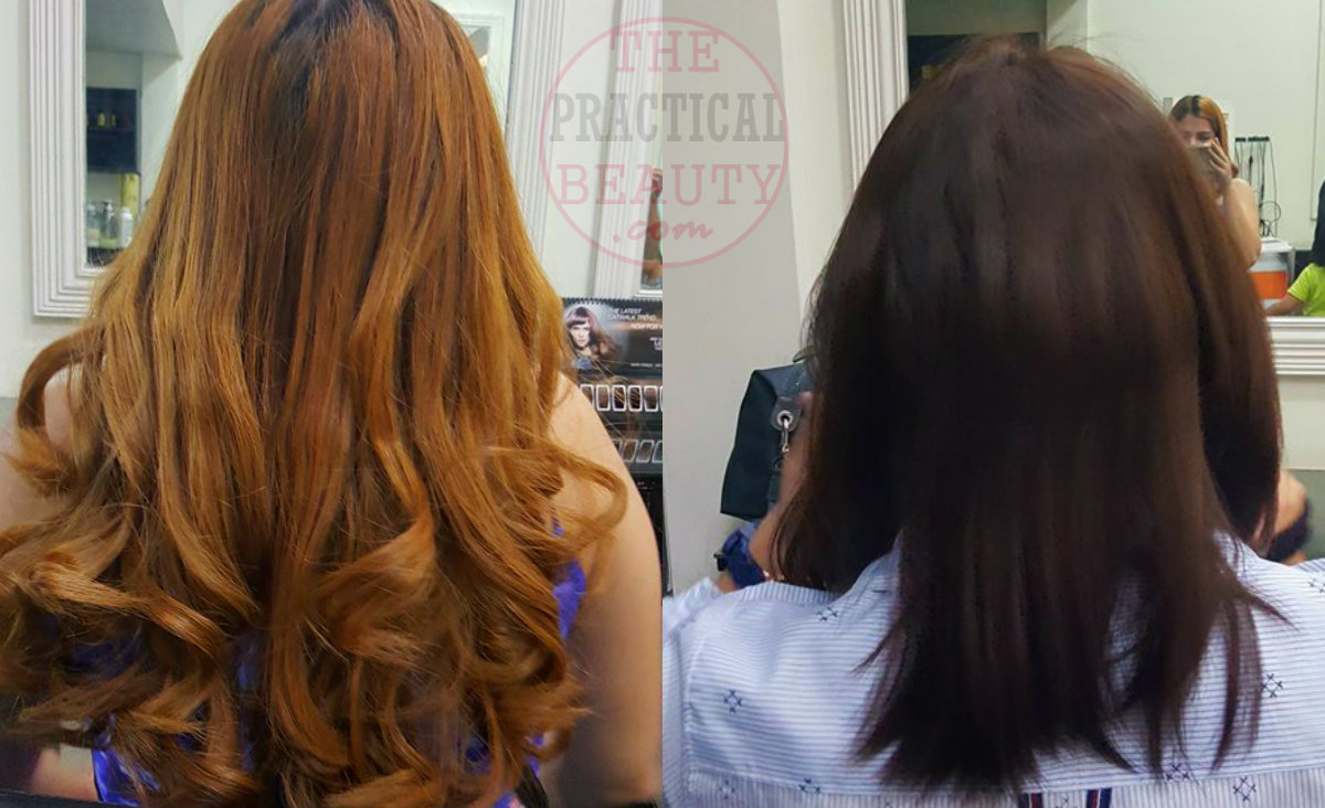 What did they do to their hair??? Is this the new Bacolod Hair Trend?