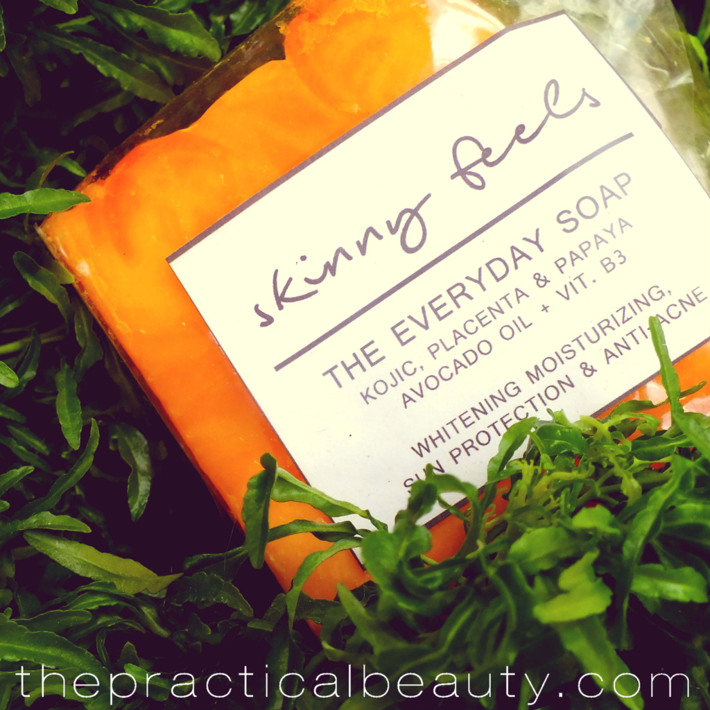 The Skinny Feels The Everyday Soap Review