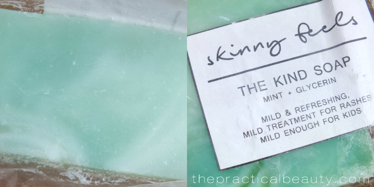 The Skinny Feels The Kind Soap Review by The Practical Beauty
