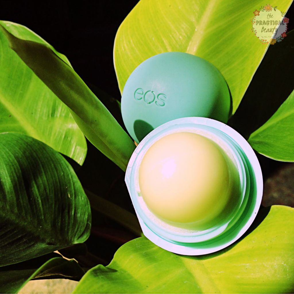 EOS lipbalm - is it worth buying - the practical beauty