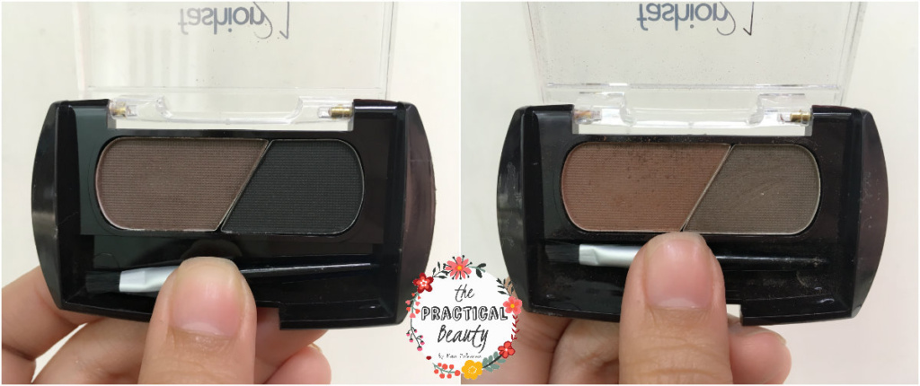 Fashion21 Duo Eyebrow Powder