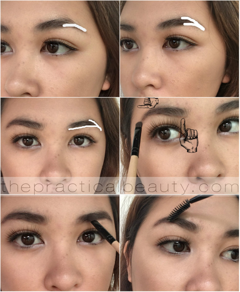 How to Do a Soft Eyebrow
