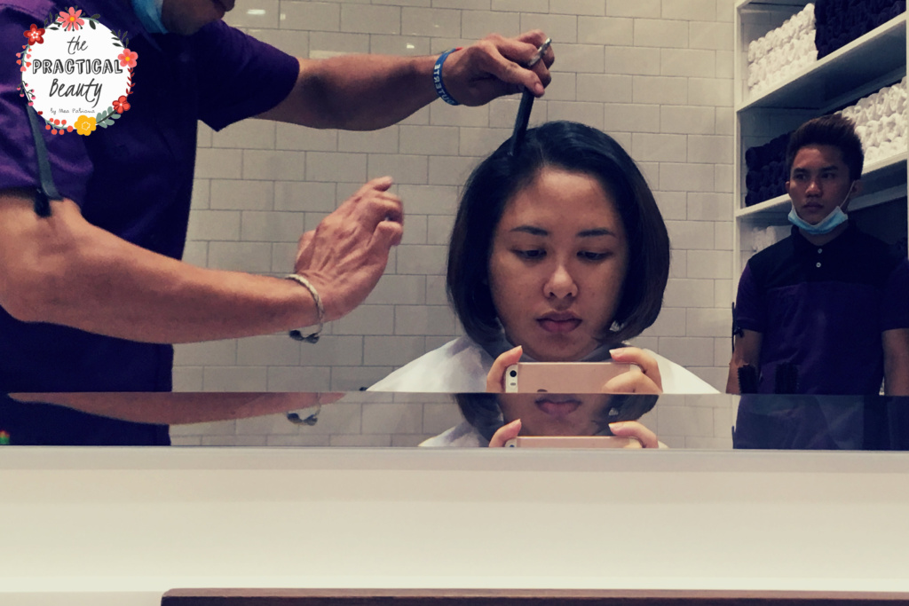 The End Of My Short Haircut | The Practical Beauty