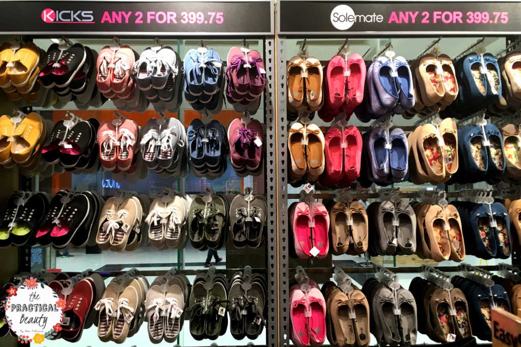 Affordable Shoes Brand Philippines | The Practical Beauty