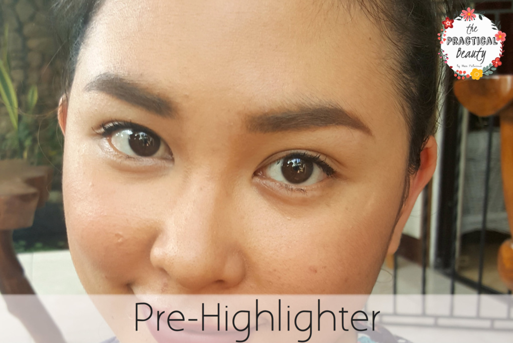 Before The Makeup Highlighter | The Practical Beauty