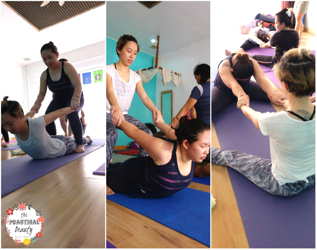 Yoga Classes at The Lotus Space Bacolod | The Practical Beauty
