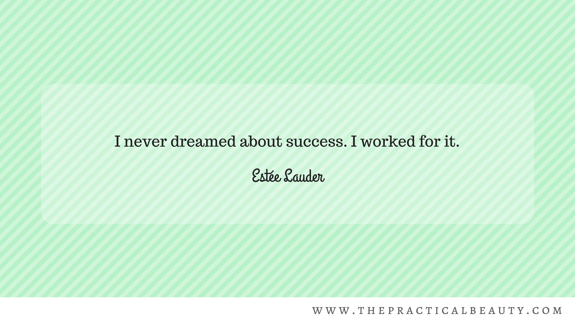 Inspirational Quotes for Mondays - The Pracitcal Beauty (4 ...