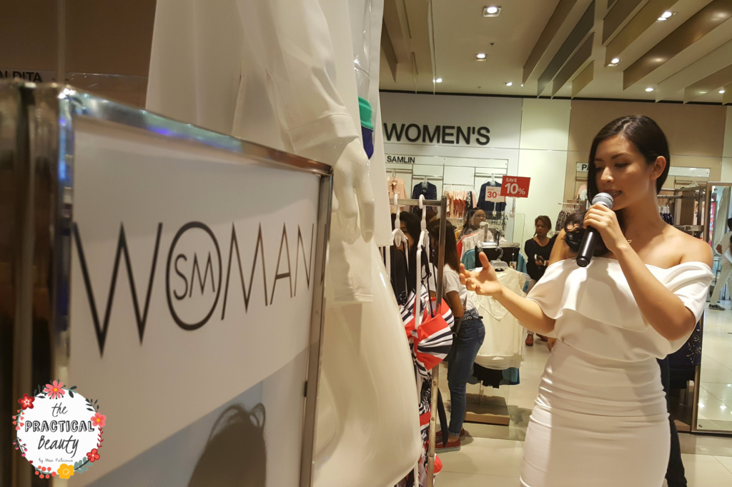 Summer Fashion Tips from Blinky de Leon - SM Woman Event | The Practical Beauty