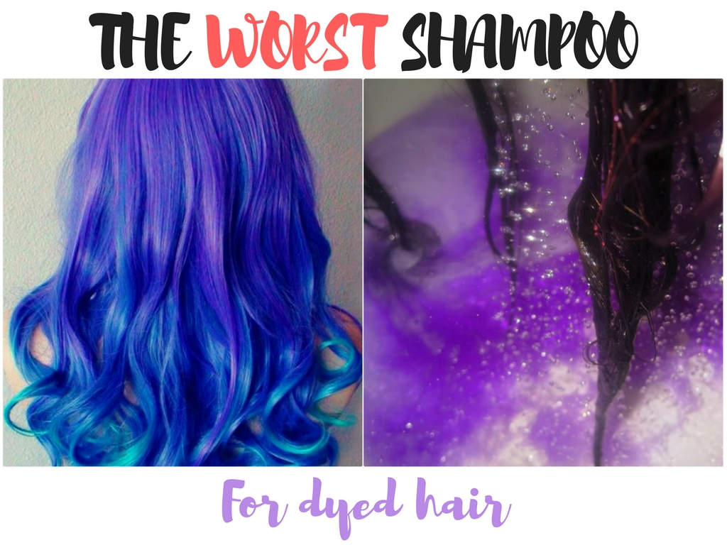The WORST Shampoo for Dyed Hair | The Practical Beauty