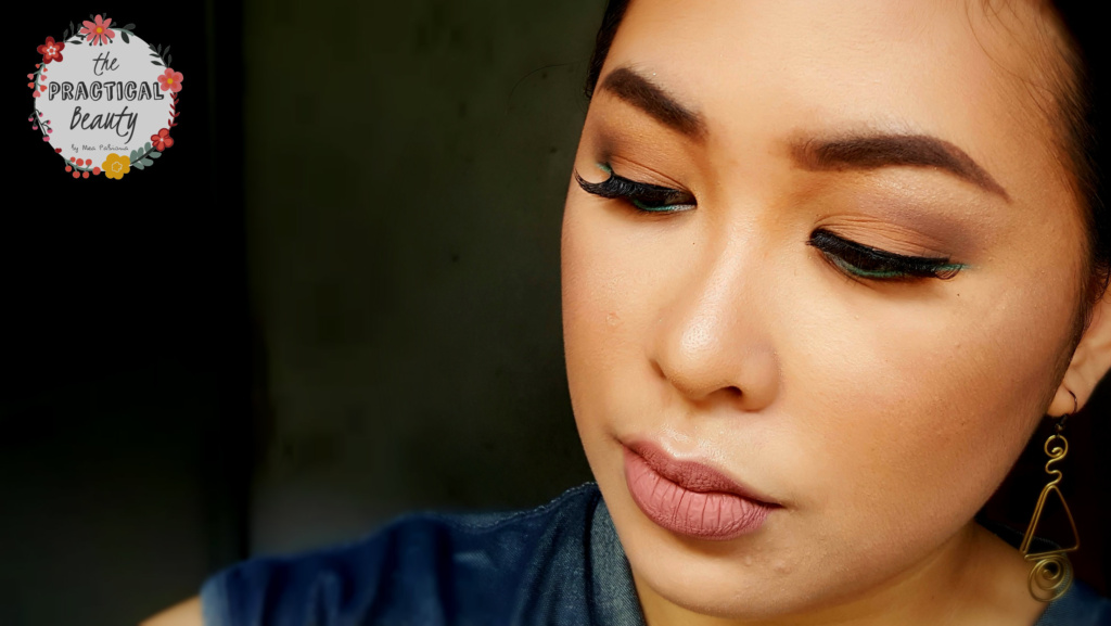 Neutral Eye Shadow Look | The Practical Beauty