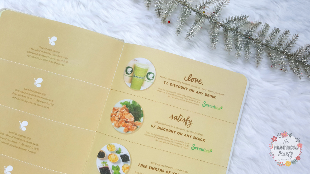 Serenitea Coupons