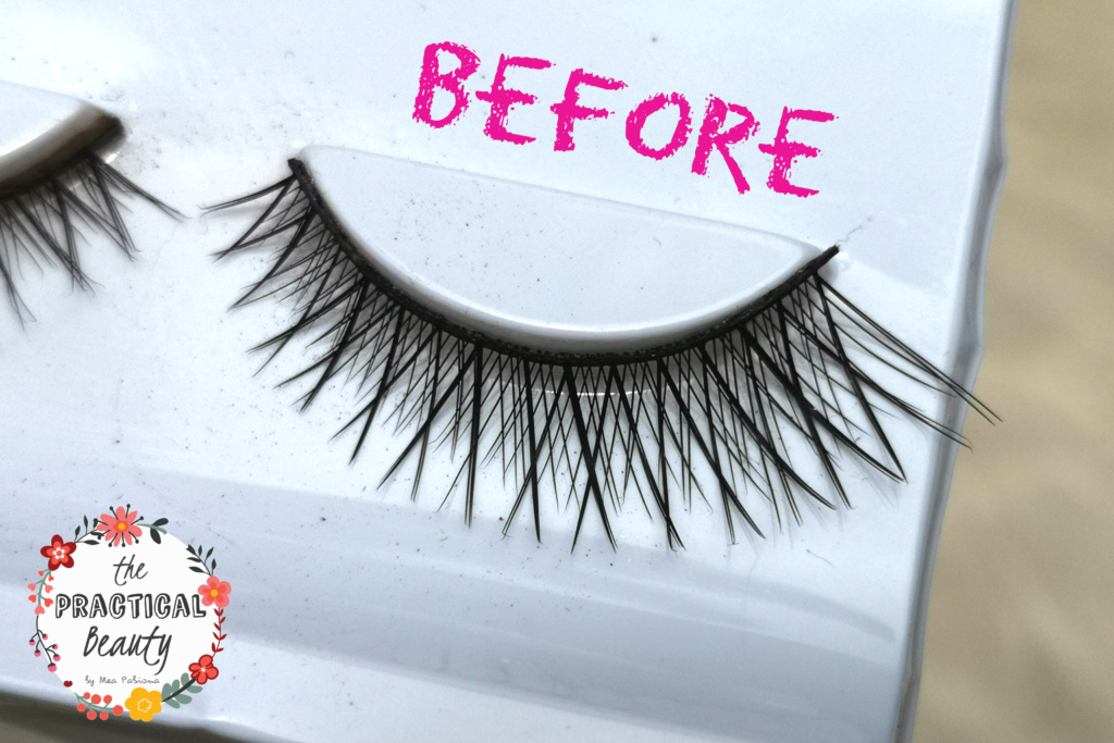 BEFORE: Cheap Lashes Into Mink With Effective Lash Hack | The Practical Beauty