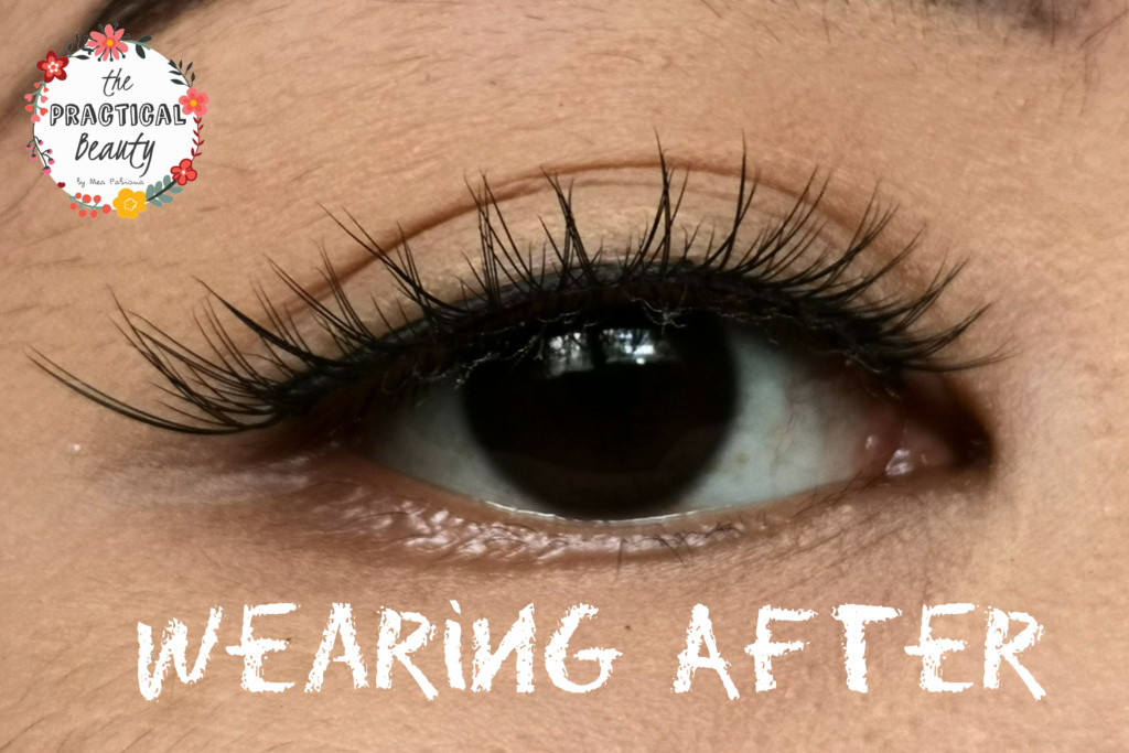 AFTER: Cheap Lashes Into Mink With Effective Lash Hack | The Practical Beauty