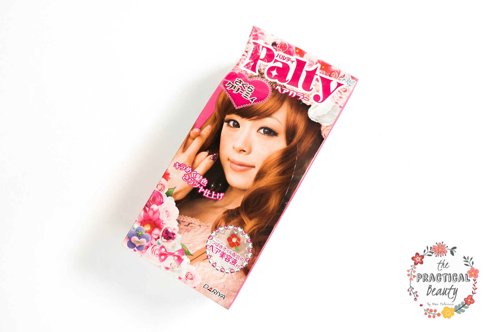 Palty Hair Dye Review in Sakura Creamy | The Practical Beauty
