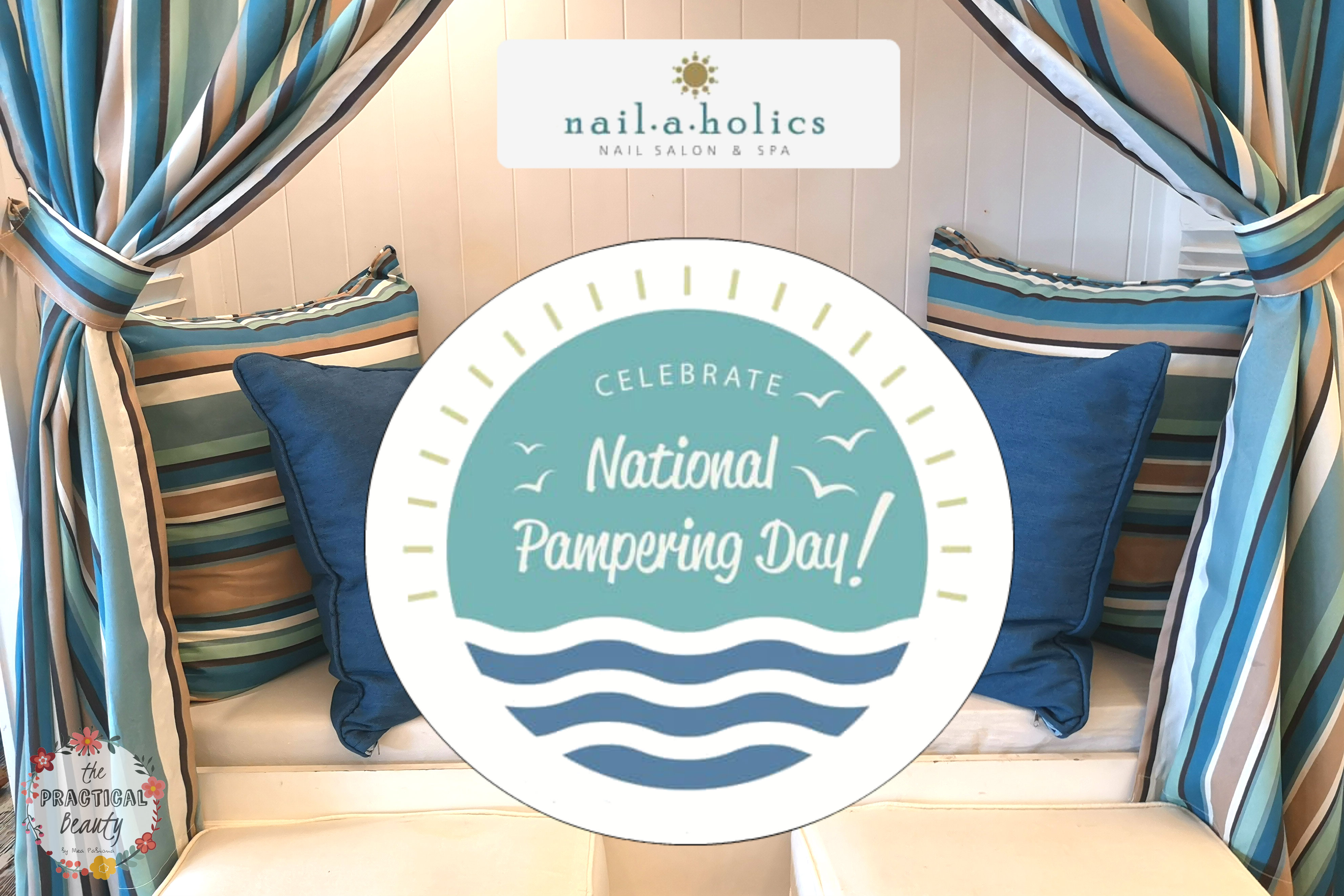 National Pampering Day 2018 - Nailaholics Bacolod | The Practical Beauty