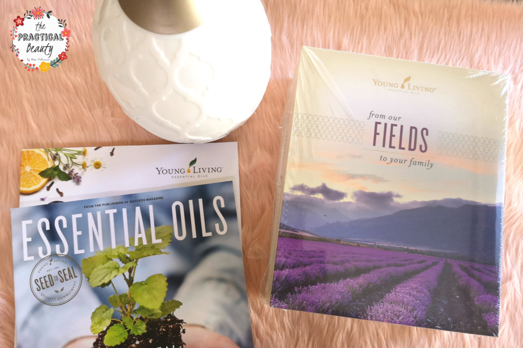 How To Get Started With Young Living Essential Oils | The Practical Beauty