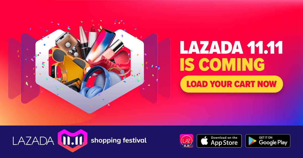 What To Buy Lazada 11-11 Sale   The Practical Beauty