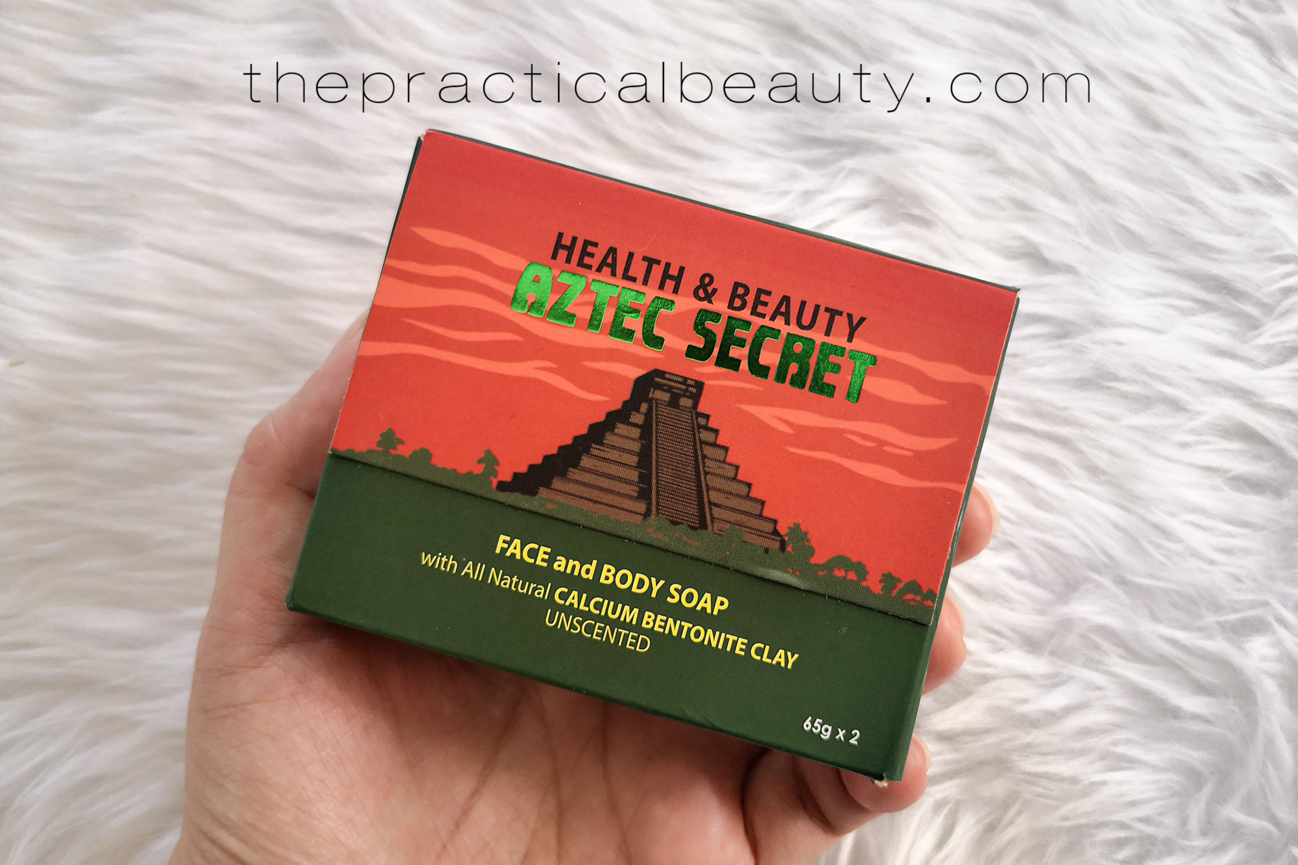 Aztec Secret Face and Body Soap